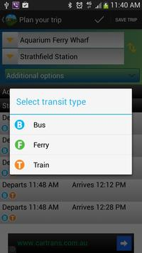 Sydney Transit screenshot 2