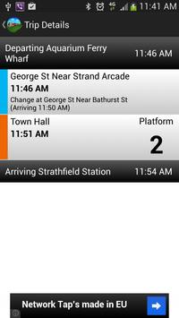 Sydney Transit screenshot 4