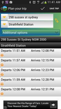 Sydney Transit screenshot 5