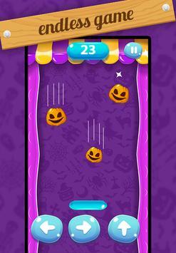 🎃 Halloween Pumpkin Rescue: Gravity Tap Challenge screenshot 3