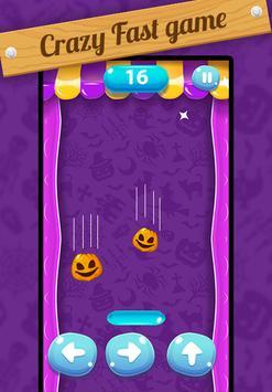 🎃 Halloween Pumpkin Rescue: Gravity Tap Challenge screenshot 2