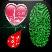 Finger Blood Sugar - Prank icon