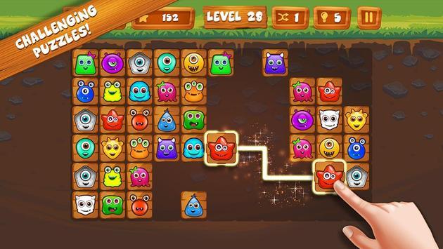 Onet Connect Links Fun Game screenshot 9