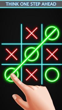 Tic Tac Toe : Xs and Os : Noughts And Crosses screenshot 1