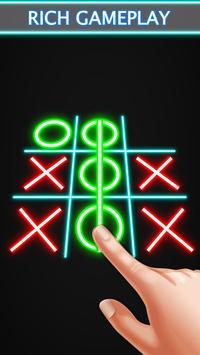 Tic Tac Toe : Xs and Os : Noughts And Crosses screenshot 2
