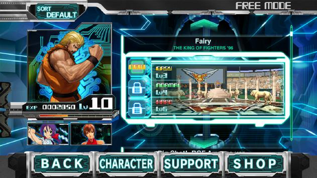 THE RHYTHM OF FIGHTERS screenshot 12