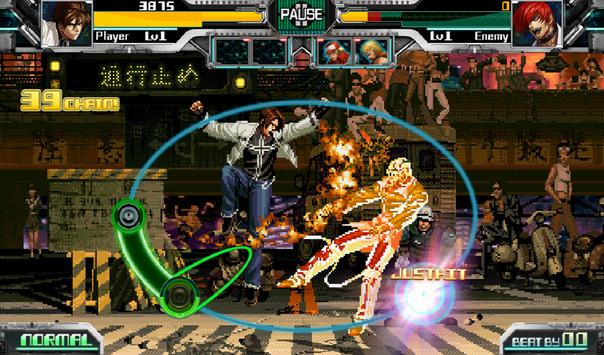 THE RHYTHM OF FIGHTERS screenshot 1
