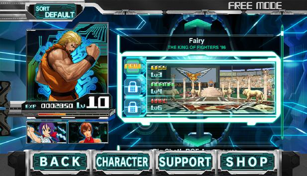 THE RHYTHM OF FIGHTERS screenshot 7