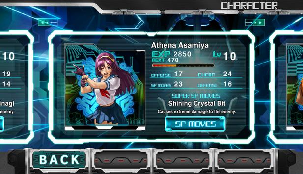 THE RHYTHM OF FIGHTERS screenshot 8