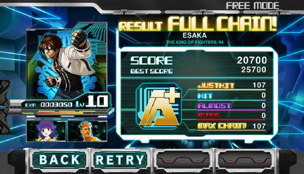THE RHYTHM OF FIGHTERS screenshot 9