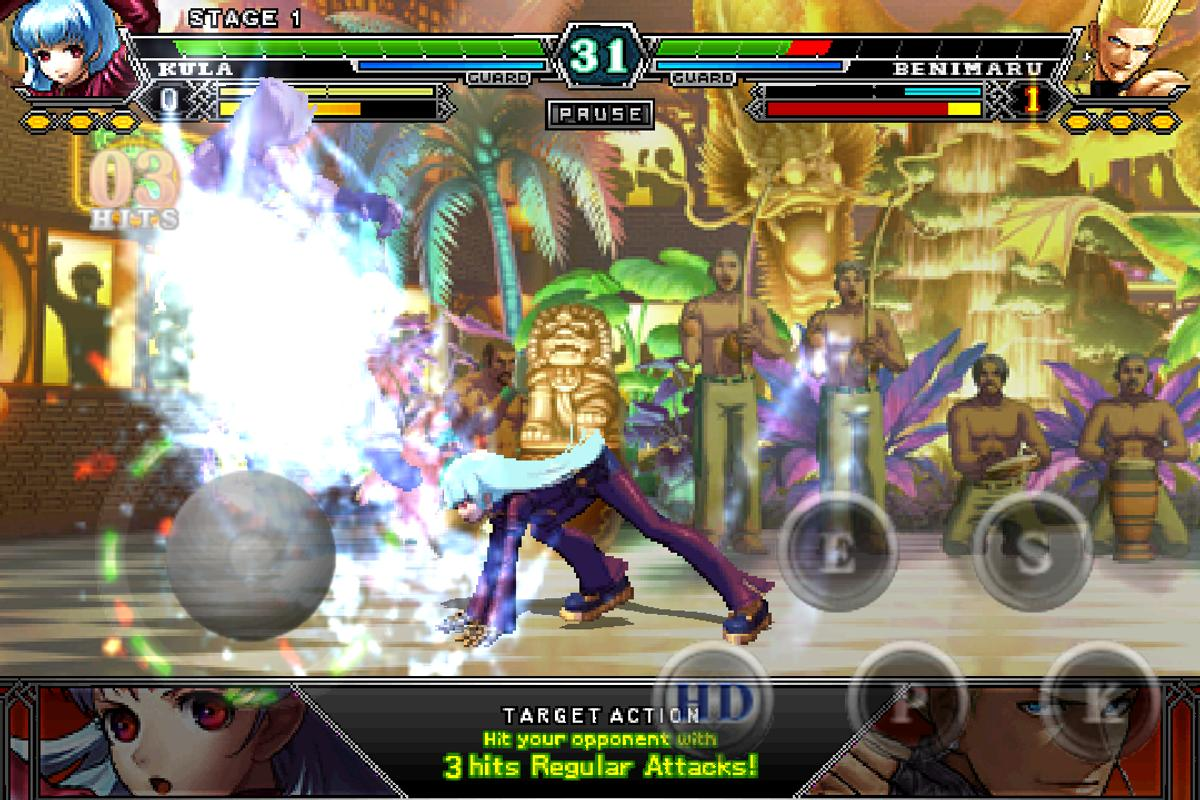 king of fighters 97 apk cracked