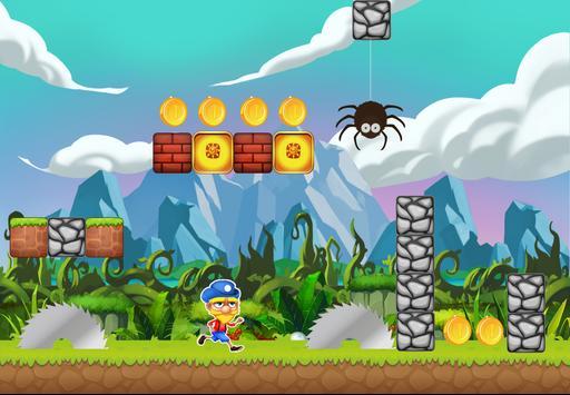 Super Jabber Jump3 apk screenshot