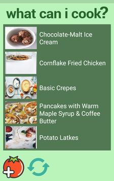 What Can I Cook? - Recipe Suggestions screenshot 2