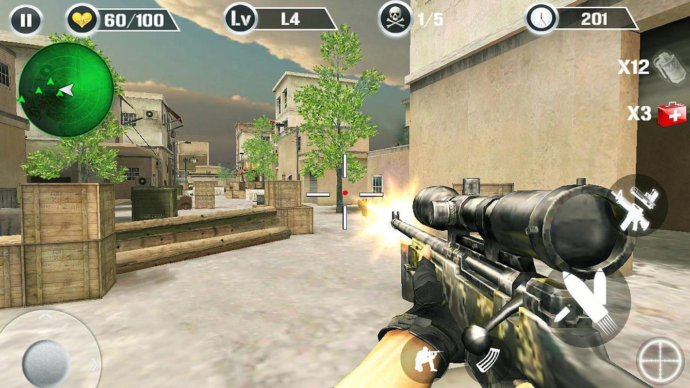 sniper assassin apk