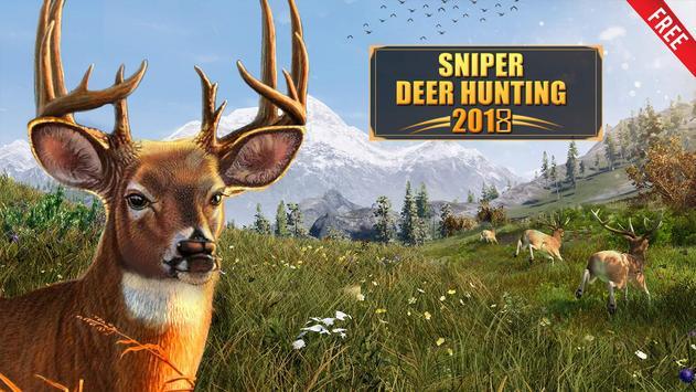 Resultado de imagem para Deer Hunting – Sniper Shooting