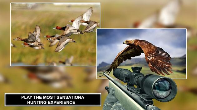 Jungle Sniper Birds Hunter apk screenshot