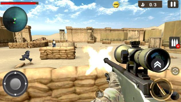 Sniper Shoot  US War poster