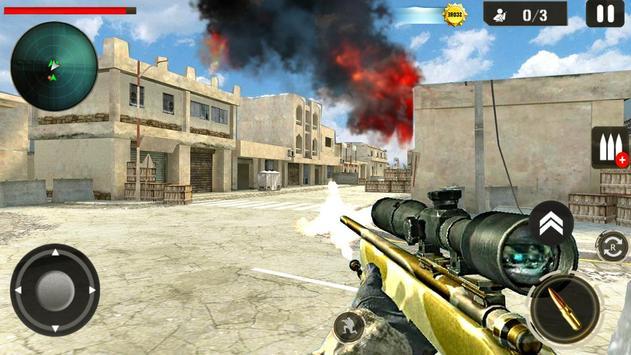 Sniper Training Street apk screenshot