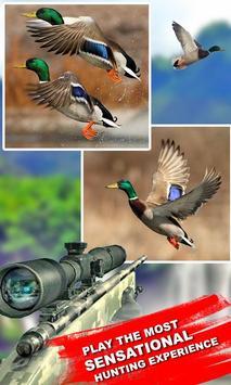 Winter Duck Shooting 3D screenshot 4
