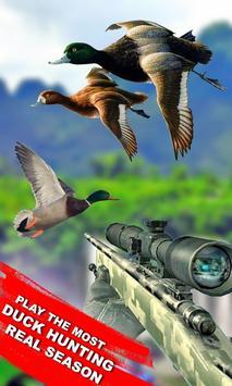 Winter Duck Shooting 3D screenshot 1