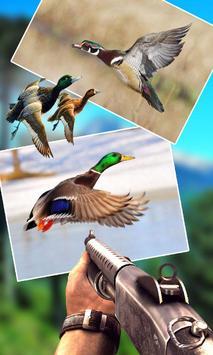 Winter Duck Shooting 3D screenshot 2
