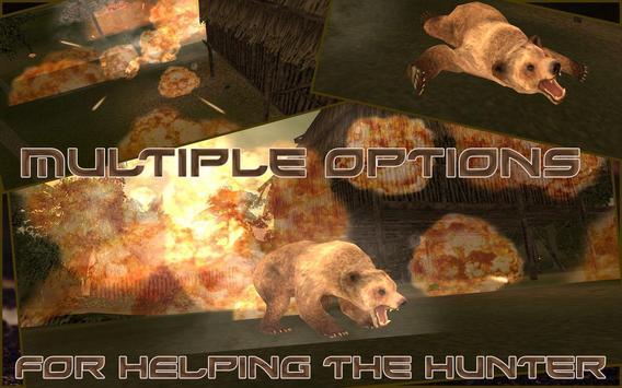 Bear Hunting : Sniper 3d apk screenshot