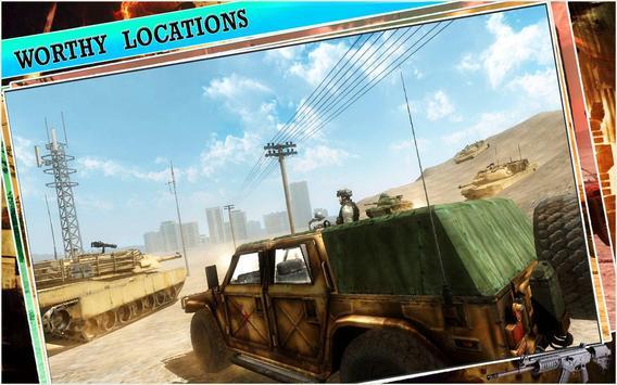 Desert Sniper Shooting - best shooting game apk screenshot