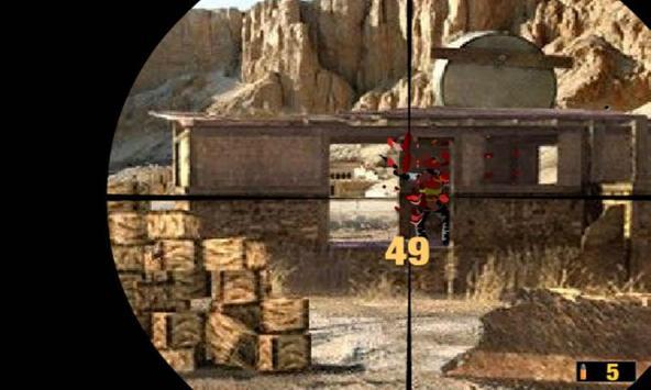 Sniper Attack - Shooting Games poster