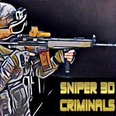 Sniper 3D : Criminals icon