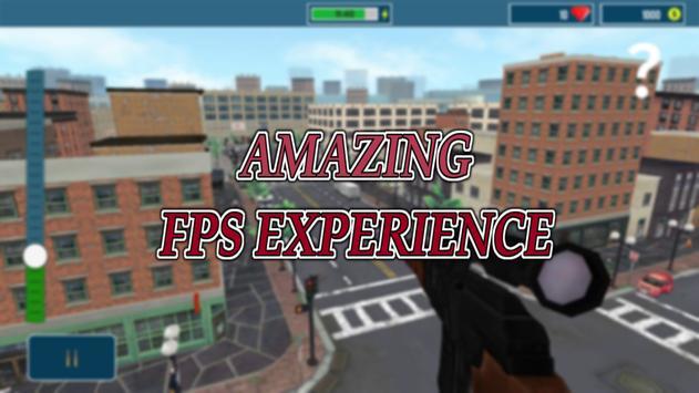 Sniper 3D : Criminals apk screenshot