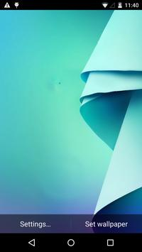 Note5 Animated Wallpaper poster