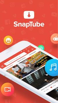 Snaptube poster