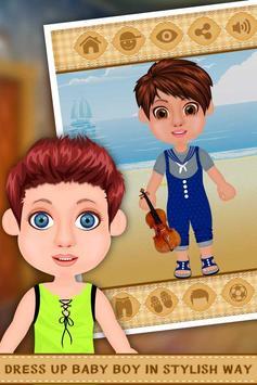 Baby Dress Up Zone screenshot 4