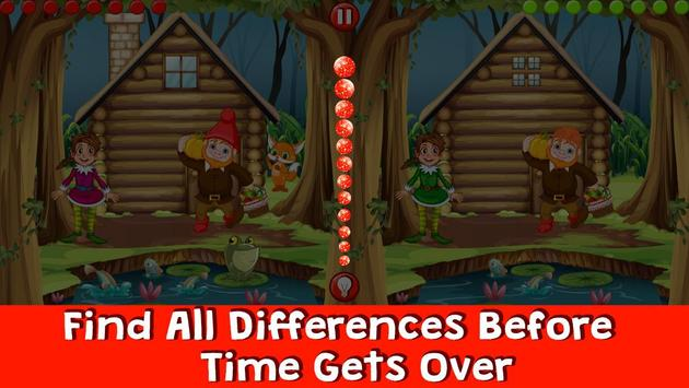 Find the Difference Cartoon 4 apk screenshot