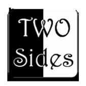 Two Side Black&White icon