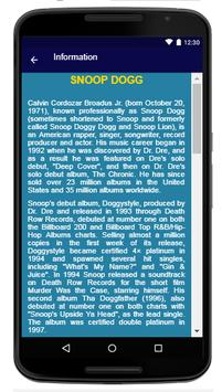Snoop Dogg - Song And Lyrics for Android - APK Download