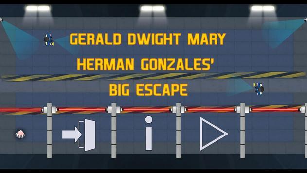 GDMHGs Big Escape poster