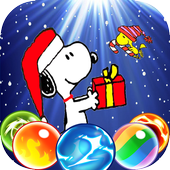 Bubble snoopy Shooter pop : Fun  Game For Free icon