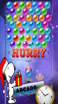 Bubble snoopy Shooter pop : Fun  Game For Free screenshot 2