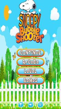 Bubble snoopy Shooter pop : Fun  Game For Free screenshot 3