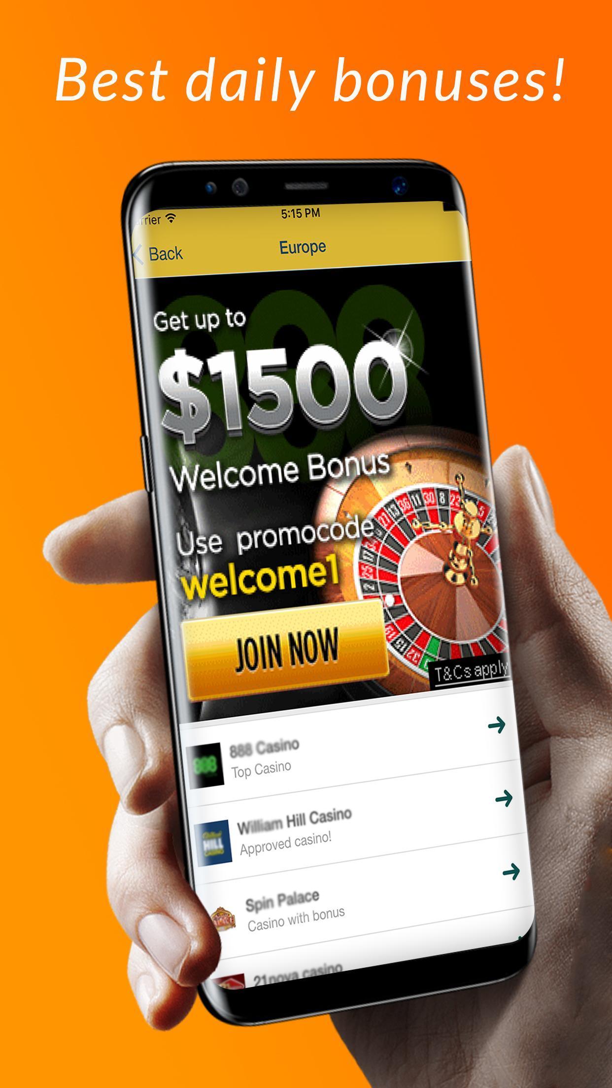 Uk Online Casino Directory Nodeposit Bonuses For Android Apk
