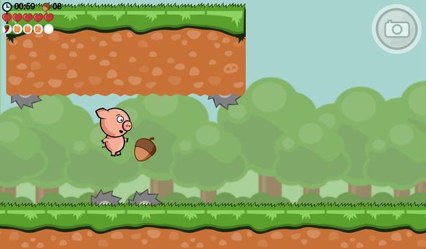 ... Crisp Bacon: Run Pig Run apk screenshot