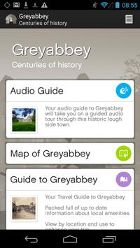 Greyabbey Heritage Trail poster