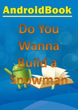 Do You Wanna Build A Snowman poster