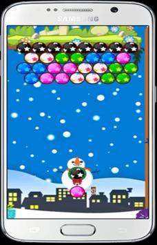 Snow Bubble Shooter poster