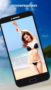 Sexy Beach Girls Wallpapers poster