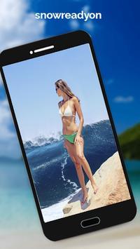 Sexy Beach Girls Wallpapers screenshot 2