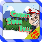 Gravity Snow Falls icon