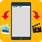 استرجاع الصور والفيديوهات المحذوفة icon