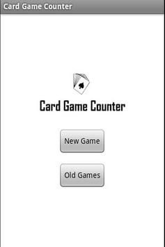 Card Game Counter poster